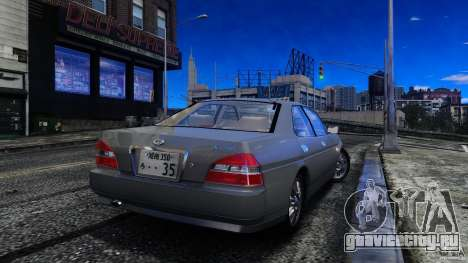 Nissan Laurel GC35 для GTA 4 вид слева