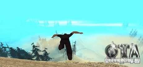 Maps for parkour для GTA San Andreas третий скриншот