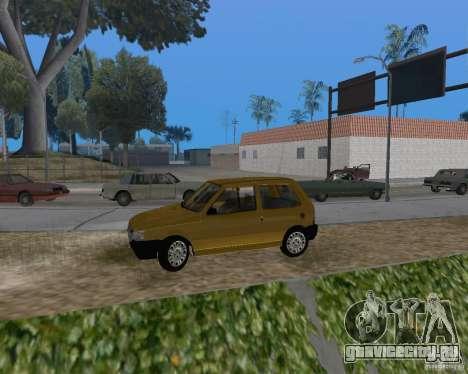 Fiat Mille Fire 1.0 2006 для GTA San Andreas вид слева