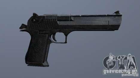 Desert Eagle - New model для GTA San Andreas четвёртый скриншот