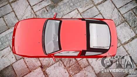 Nissan 240SX для GTA 4 вид сверху