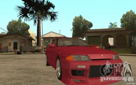 Nissan GTS-T 32 Beta для GTA San Andreas вид сзади