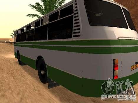 ЛАЗ 695Н для GTA San Andreas вид слева