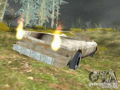 GhostCar для GTA San Andreas второй скриншот