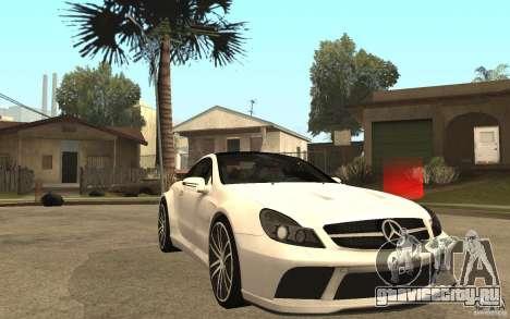 Mercedes-Benz SL65 AMG BS для GTA San Andreas