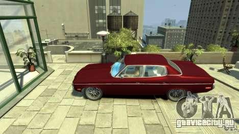AMC Matador для GTA 4 вид слева