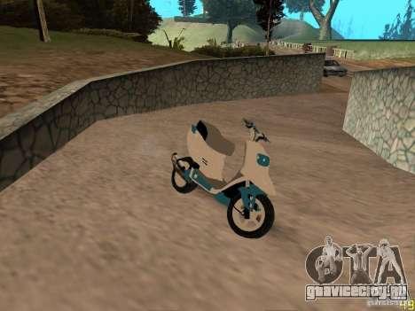MBK Booster для GTA San Andreas