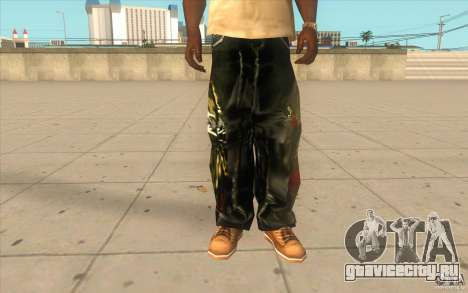 Hip-hop jeans для GTA San Andreas