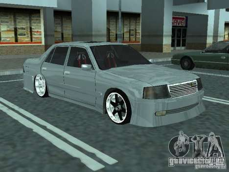 Toyota Crown S 150 TuninG для GTA San Andreas вид справа