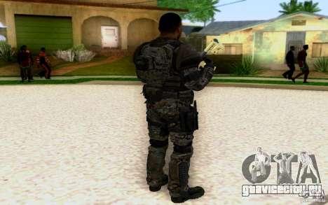 Салазар из CoD: BO2 для GTA San Andreas второй скриншот