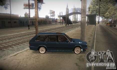 Неосязаемые столбы для GTA San Andreas третий скриншот
