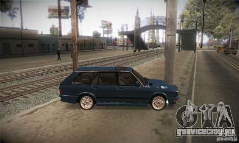 Неосязаемые столбы для GTA San Andreas