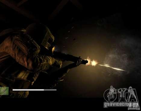 Загрузочные Экраны Метро 2033 для GTA San Andreas пятый скриншот