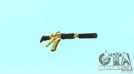 [GOLD] m4 для GTA San Andreas