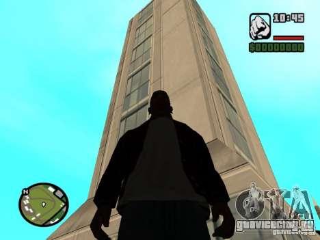 Дом 4 курсанта из игры Star Wars для GTA San Andreas седьмой скриншот