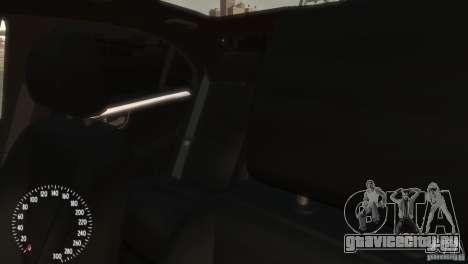 Mercedes-Benz S350 VIP для GTA 4 вид изнутри
