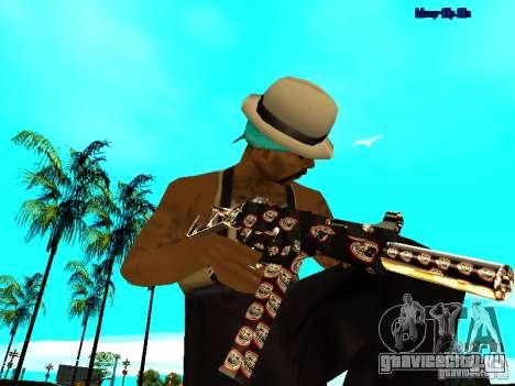 Trollface weapons pack для GTA San Andreas третий скриншот