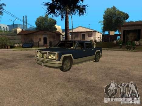 HD Columb для GTA San Andreas