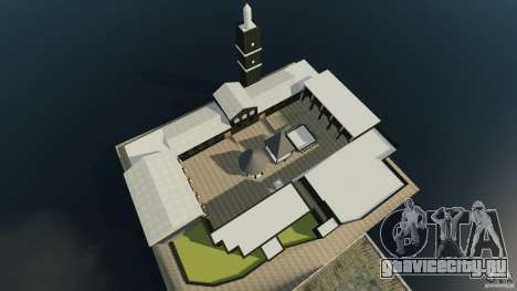 Grand Mosque of Diyarbakir для GTA 4 второй скриншот