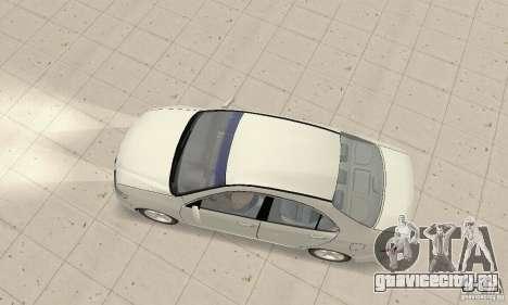 Honda Accord Comfort 2003 для GTA San Andreas вид сзади слева