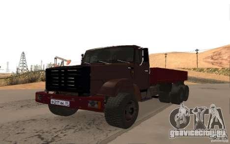 ЗИЛ 6309 для GTA San Andreas