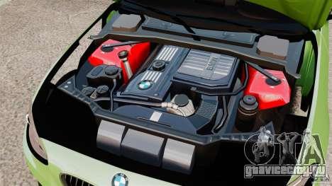 BMW M135i 2013 для GTA 4 вид сбоку