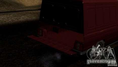 ИЖ 27175 для GTA San Andreas двигатель
