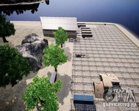 LC Crash Test Center для GTA 4 седьмой скриншот
