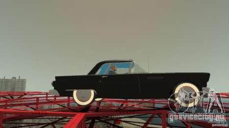 Smith Thunderbolt Mafia II для GTA 4 вид сзади слева