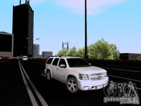 Chevrolet Tahoe LTZ 2013 для GTA San Andreas