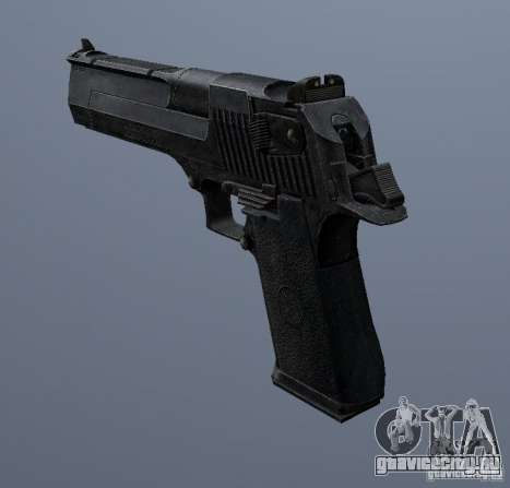 Desert Eagle - New model для GTA San Andreas