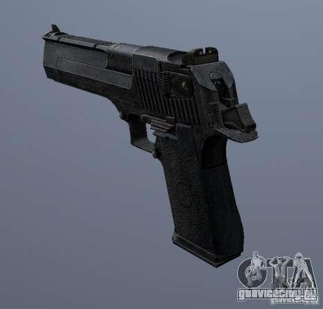 Desert Eagle - New model для GTA San Andreas