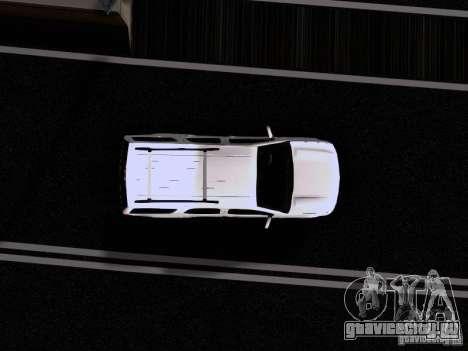 Chevrolet Tahoe LTZ 2013 для GTA San Andreas вид изнутри