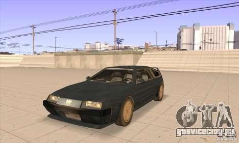 Deluxo HD для GTA San Andreas
