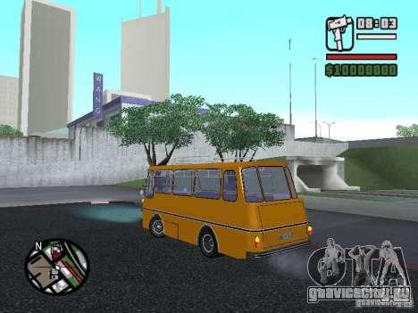 TV 7 для GTA San Andreas вид слева