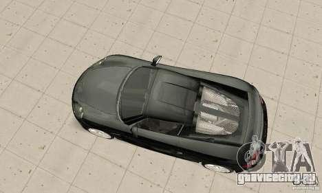Porsche Carrera GT stock для GTA San Andreas вид справа