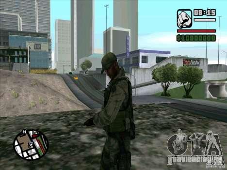 Dave из Resident Evil для GTA San Andreas второй скриншот