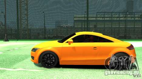 Audi TT Stock 2007 для GTA 4 вид слева