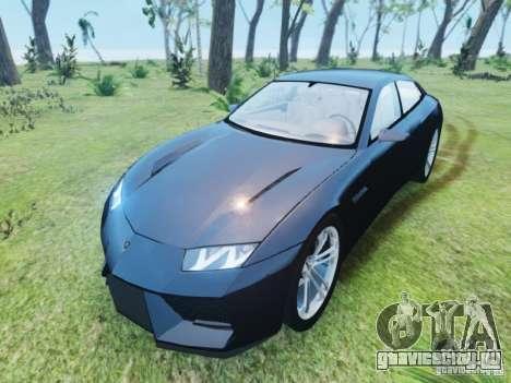 Lamborghini Estoque для GTA 4