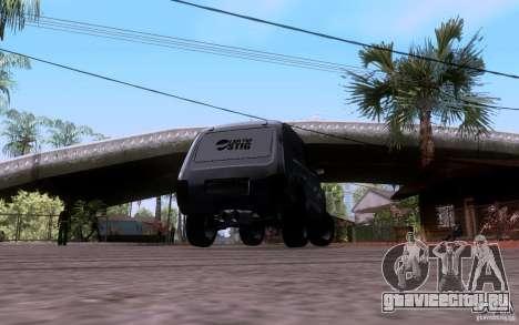 ВАЗ 21213 Нива Драг для GTA San Andreas вид слева