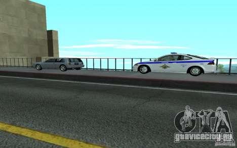 Police на мосту Сан-Фиеро_v.2 для GTA San Andreas четвёртый скриншот
