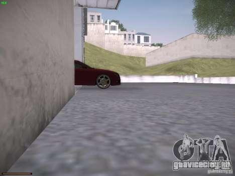 Audi S5 для GTA San Andreas вид сверху