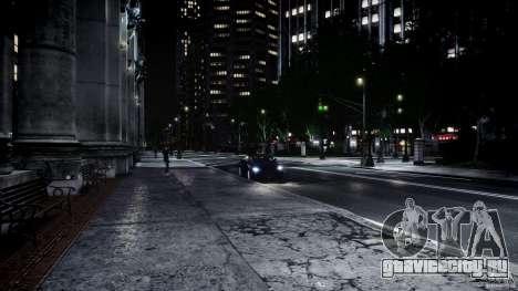TRIColore ENBSeries By batter для GTA 4 девятый скриншот