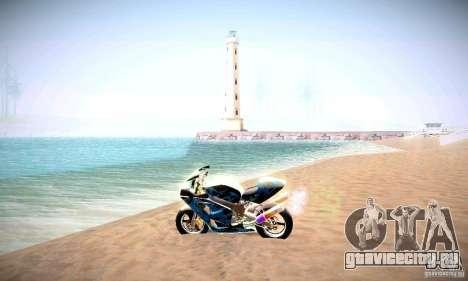 ENBSeries By _SilveR_ v2.0 для GTA San Andreas четвёртый скриншот