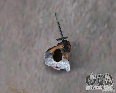 Бензопила для GTA Vice City второй скриншот