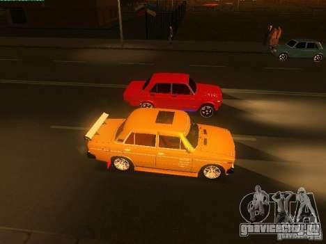 ВАЗ 2106 SPARKO для GTA San Andreas вид слева