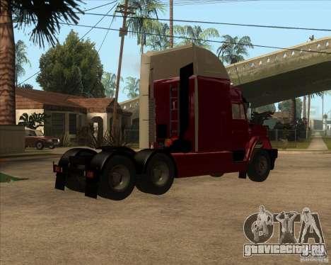 Супер ЗиЛ v.2.0 для GTA San Andreas вид справа