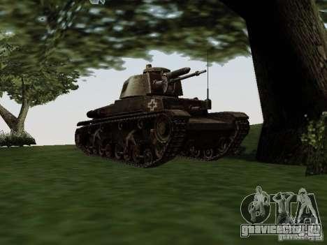 Pzkpfw-35t для GTA San Andreas