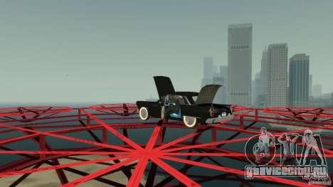Smith Thunderbolt Mafia II для GTA 4 вид сбоку