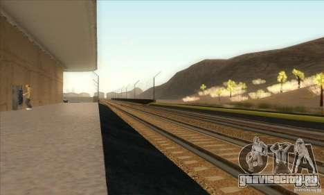 Russian Rail v2.0 для GTA San Andreas седьмой скриншот